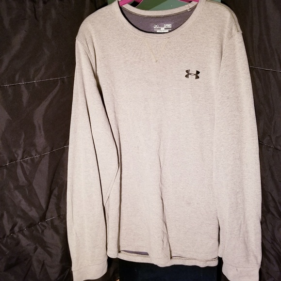 Under Armour Shirts Loose Fit Cold Gear Long Sleeve Poshmark